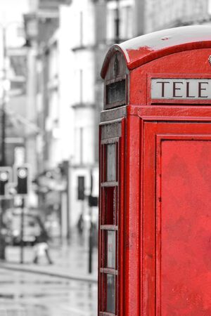 British Telephone photo