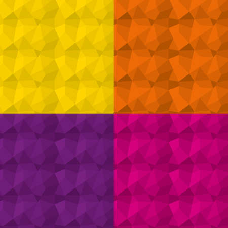 Inspirational geometric background for screen saver, stylish and dynamic design. 向量圖像