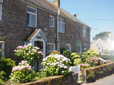 mousehole: Cosy cottage in Cornwall
