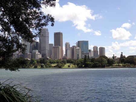 disctrict: Skyline Sydney