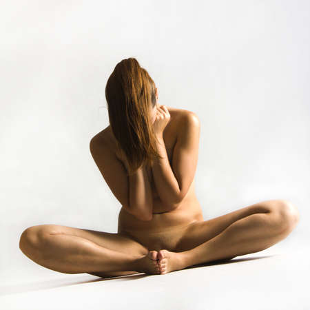 Nude woman Stock Photo - 10341383
