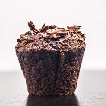 Schokomuffin - chocolate muffin photo