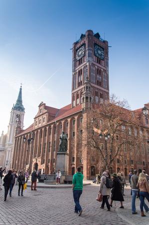 crick: Centro storico in Torun