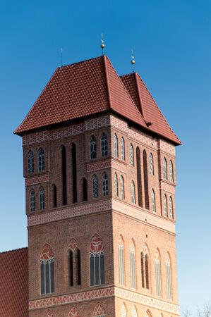 crick: Chiesa di San Giacomo a Torun, Polonia