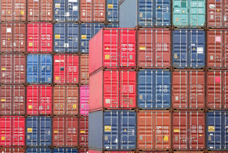 Product packing In containers for export View of trade