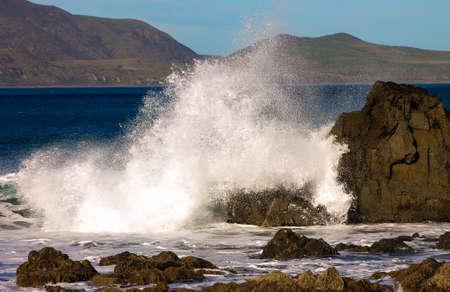 wellington: A splash, Wellington Stock Photo