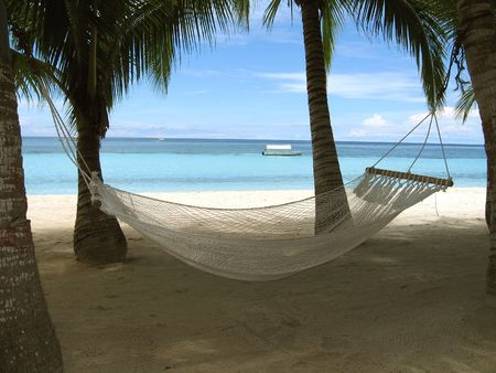 A place in the shade, Bohol, Philippines photo