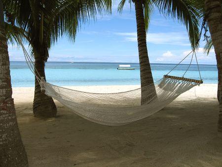 hamac: Une place dans l'ombre, Bohol, Philippines