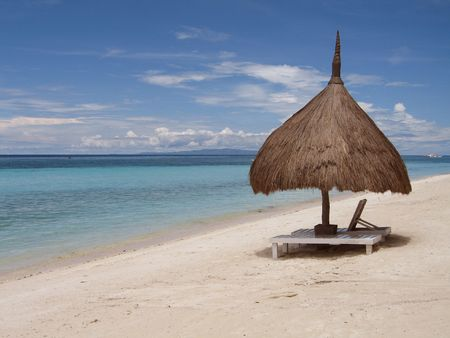 A place in the shade, Bohol, Philippines