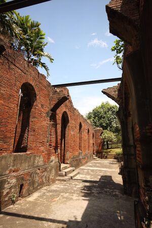 spaniards: Intramuros area of Manila, Fort Augusta, Philippines