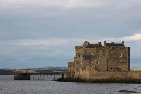 Blackness Castle, near Edinburgh, Scoltand