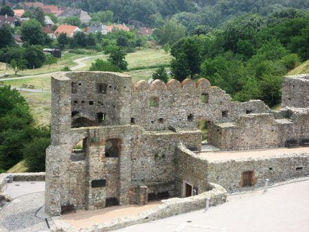 Photo of Devin Castle, near Bratislava