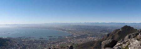 Cape Town Panorama, South Africa photo