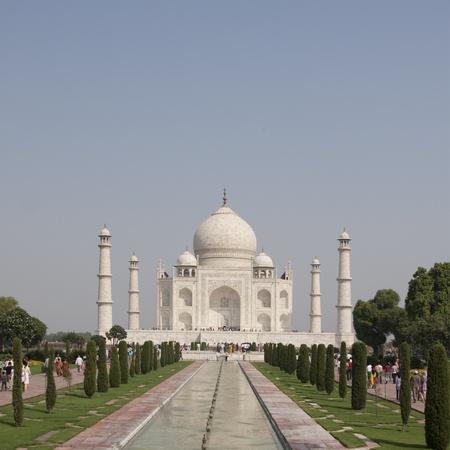 Photo of the The Taj Mahal