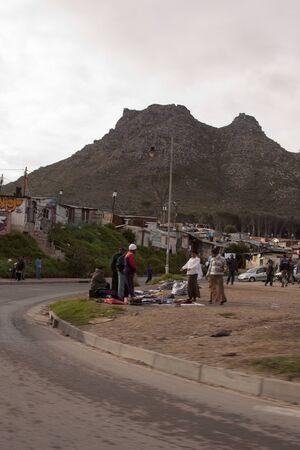 slums: Photo of Capetown Slums