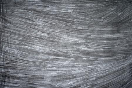 白い紙の上の鉛筆のストロークをグラファイト鉛筆描画テクスチャー抽象的な背景
