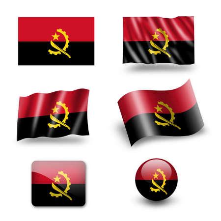angola: symbol angola