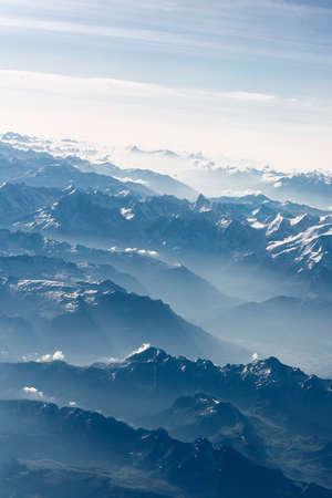 panorama mountains photo