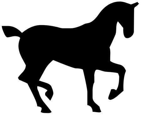 horse Stock Photo - 8648704
