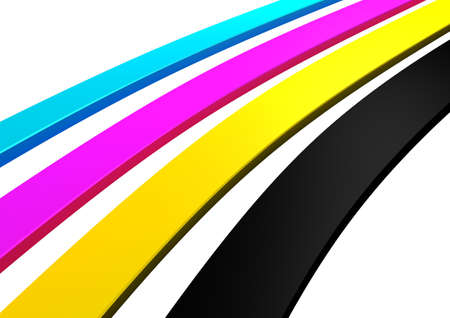 cmyk  color Stock Photo - 8721973