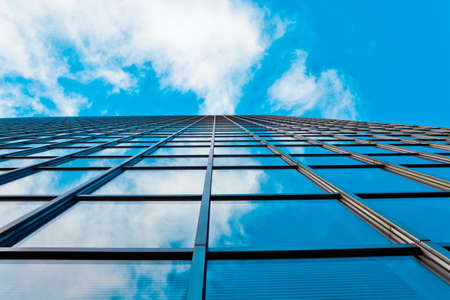 abstract skyscraper.  Stock Photo - 10976722