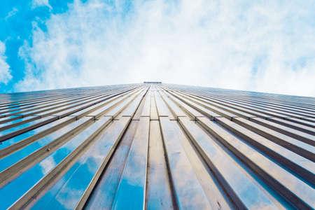 abstract skyscraper.  Stock Photo - 10976732
