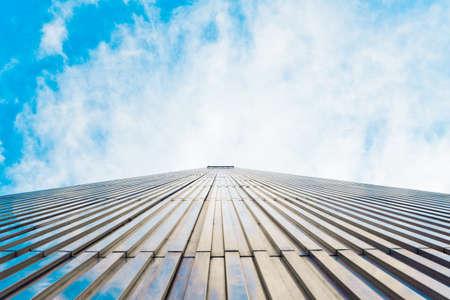 abstract skyscraper.  photo