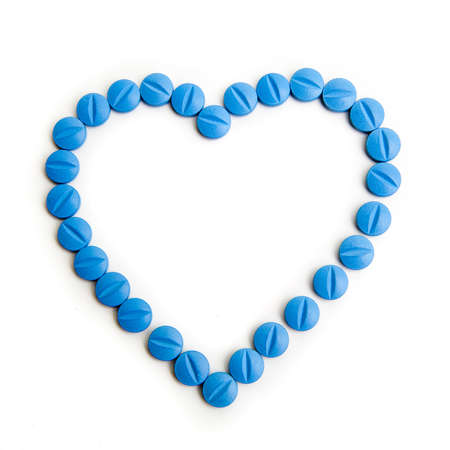 Medical concept created by pills . 版權商用圖片