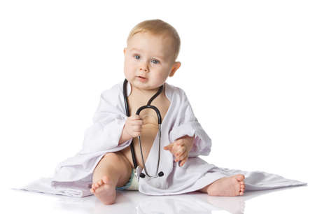 little doctor Stock Photo - 15616254