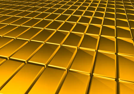 gold metal texture background. photo
