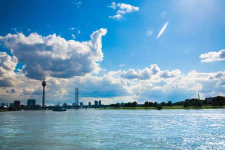 Dusseldorf Reklamní fotografie
