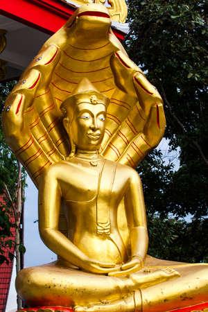 praye: Buddha.  Thailand.