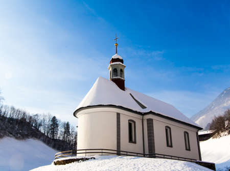 White Church. photo