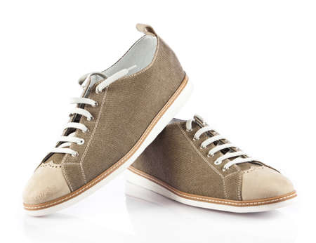Male shoes photo
