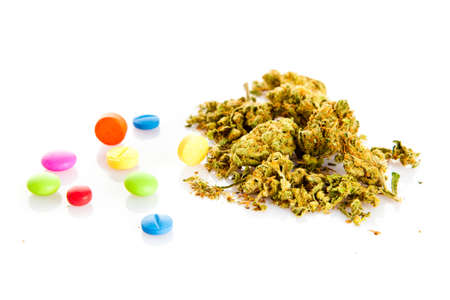narcotic: Marihuana, drugs, pills, narcotic