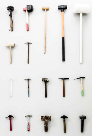 different hammers photo