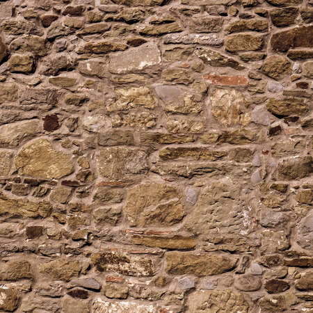 overbuilding: stone wall. stone wall texture.  Stone wall  Stock Photo