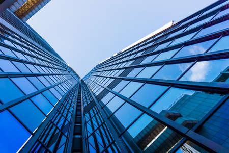 edificios: Empresas de construcci�n  Foto de archivo