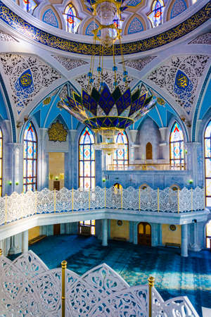 delightfully: Interior of The Cathedral and former Great Mosque