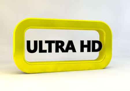 ultra: 4K ultra HD.