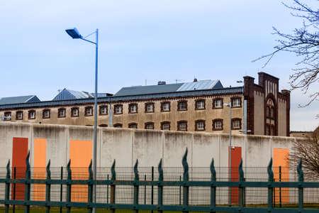 strafgefangene: Gef�ngnis. Gro�e Gef�ngnis. Gef�ngnismauer