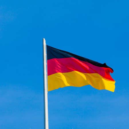 wag: German flag