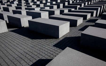 holocaust: Holocaust memorial in Berlin, Germany