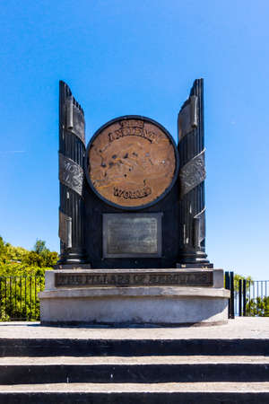 hercules: The Pillars of Hercules Monument, Gibraltar