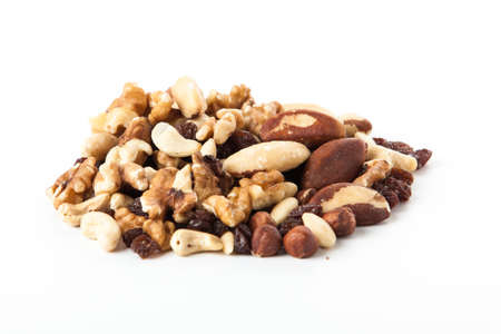 whole pecans: mixed nuts