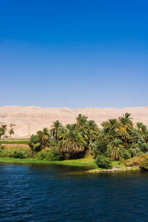 Nile river, Egypt