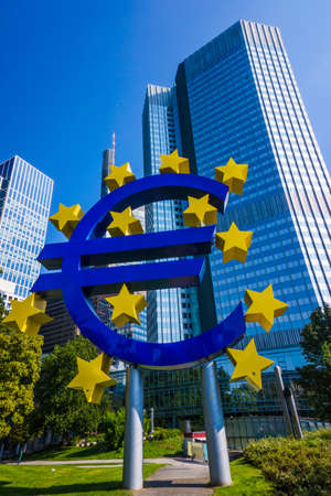 central european: European Central Bank (ECB) is the central bank for the euro and administers the monetary policy of the Eurozone