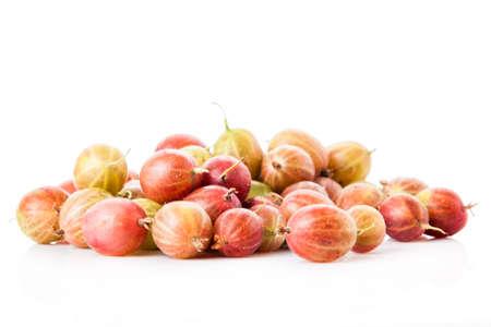 gooseberries: Gooseberries close up Stock Photo