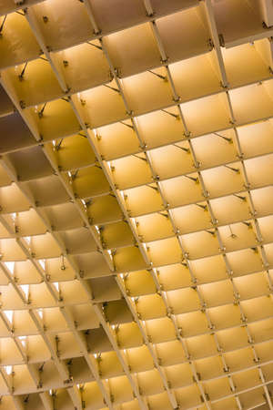 metropol parasol: SEVILLA,SPAIN -MAY 09 : Metropol Parasol in Plaza de la Encarnacion on May 09, 2015 in Sevilla, Spain. J. Mayer H. architects, it is made from bonded timber with a polyurethane coating Stock Photo