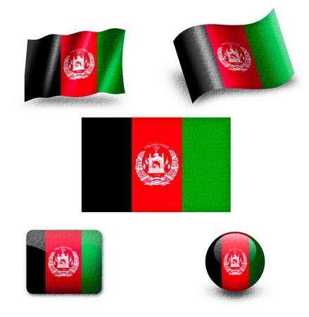flutter: Afghanistan flag